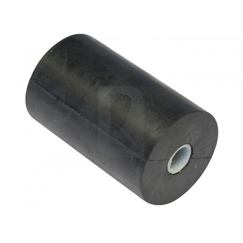 Side guide roller rubber mm with pipe